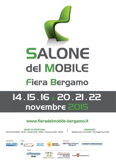 Salone del mobile di bergamo cereda mobili for Fiera del mobile bergamo 2016