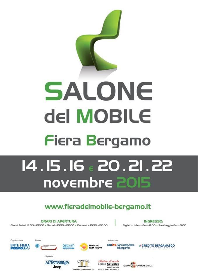 Cereda group ti aspetta al salone del mobile di bergamo for Salone del mobile a bergamo